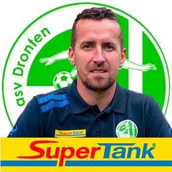 Patrick Posthuma # hoofdtrainer